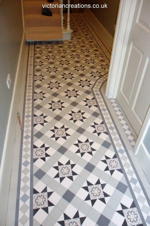Interior Tiling Victorian Creations London Tiles