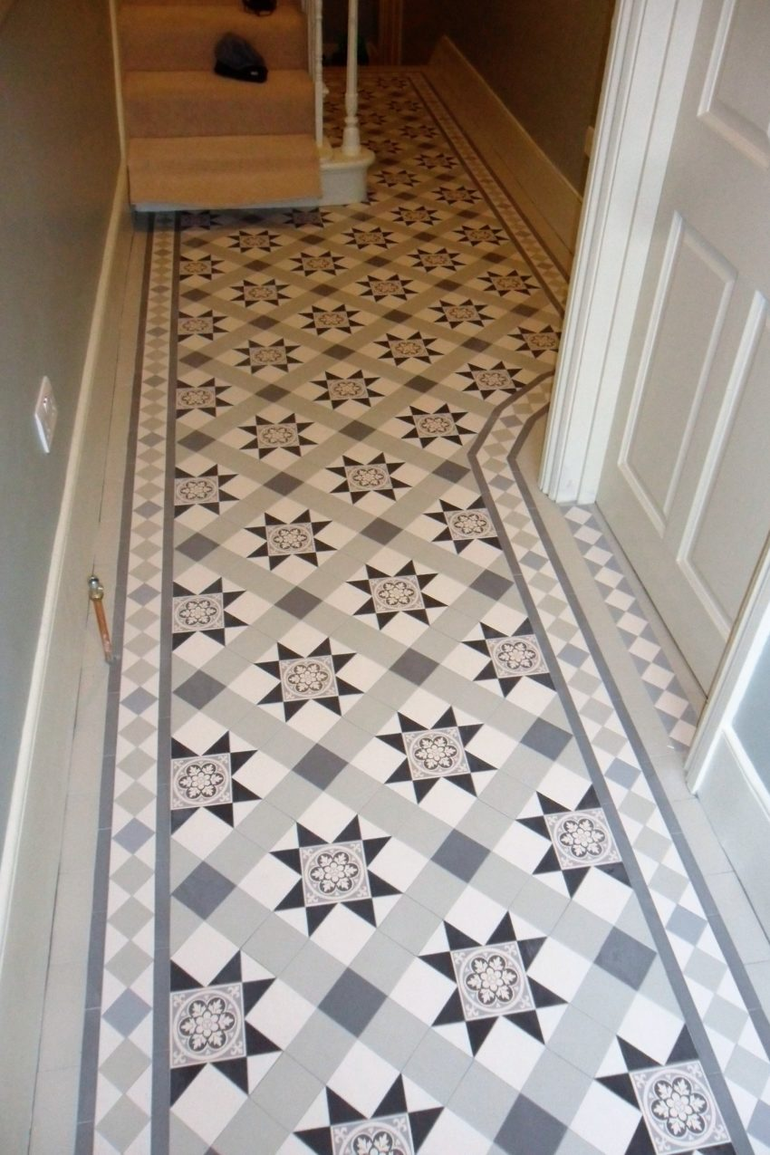 Victorian Style Bathroom Wall Amp Floor Tiles North London
