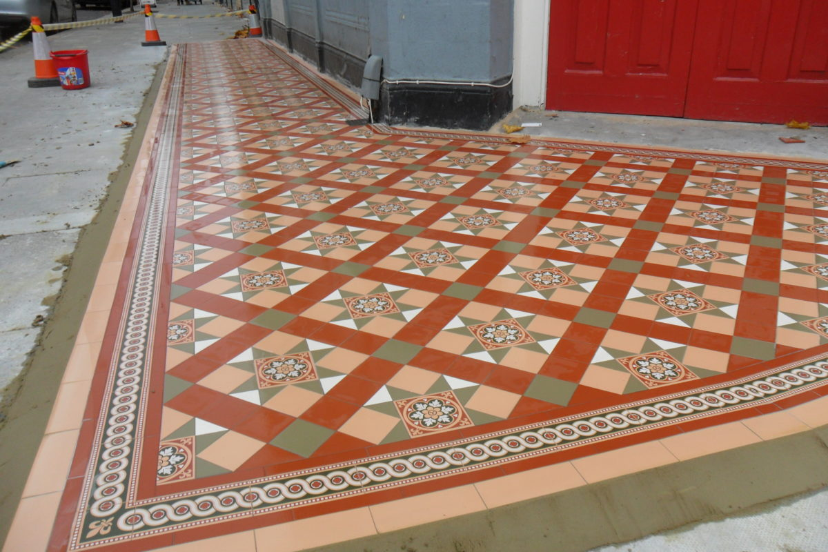 Home victorian creations london tilestiling restoration we supply victorian tiles for both our jobs and clients that wish to purchase the tiles alone please get in touch with your requirements or go to original dailygadgetfo Images