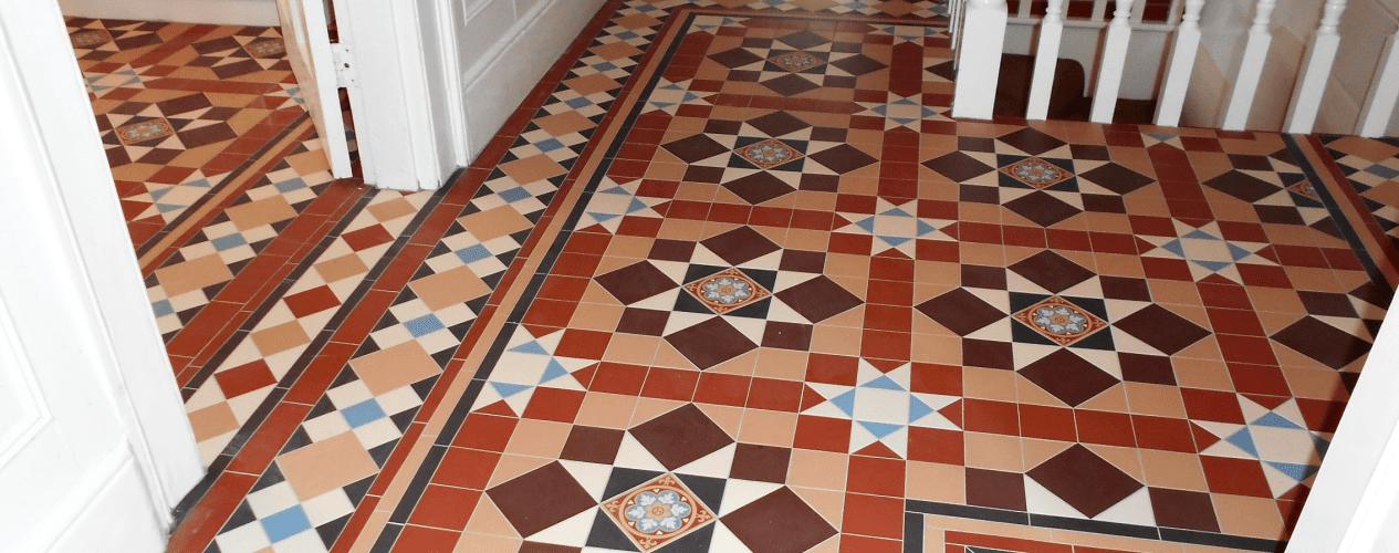 Perfect Victorian Floor Tiles Restoration Pictures Best Home